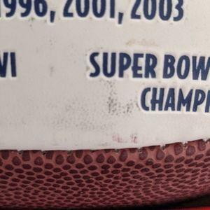NFL Wall Art - New England Patriots (2004) vintage football